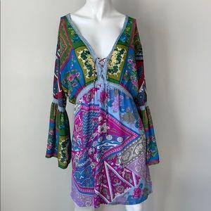 Roaman's boho dress